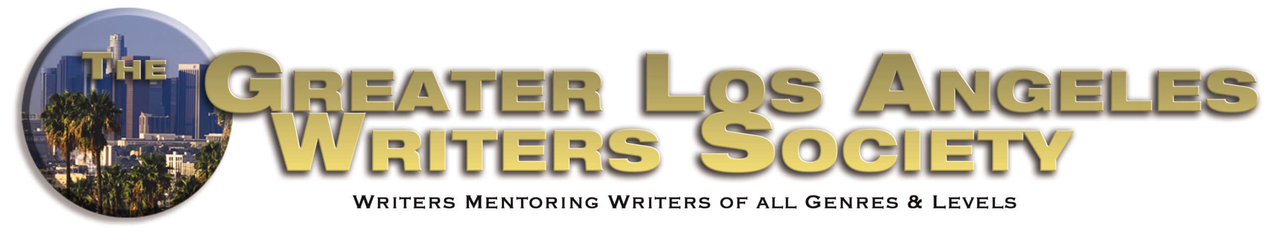 Greater Los Angeles Writers Society (GLAWS) Logo