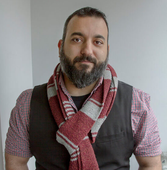 Daniel Nayeri