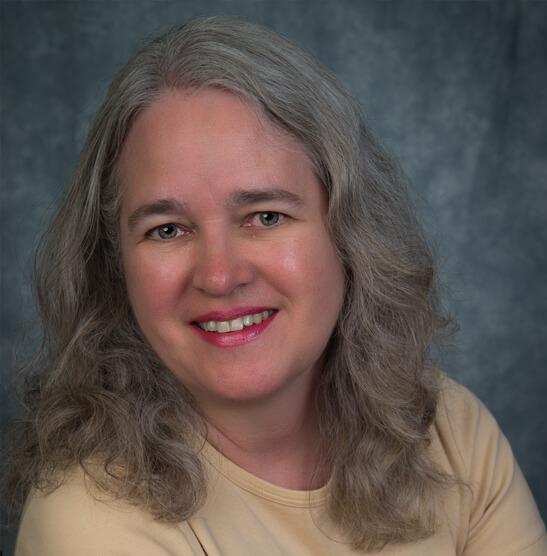 Lisa Morton headshot