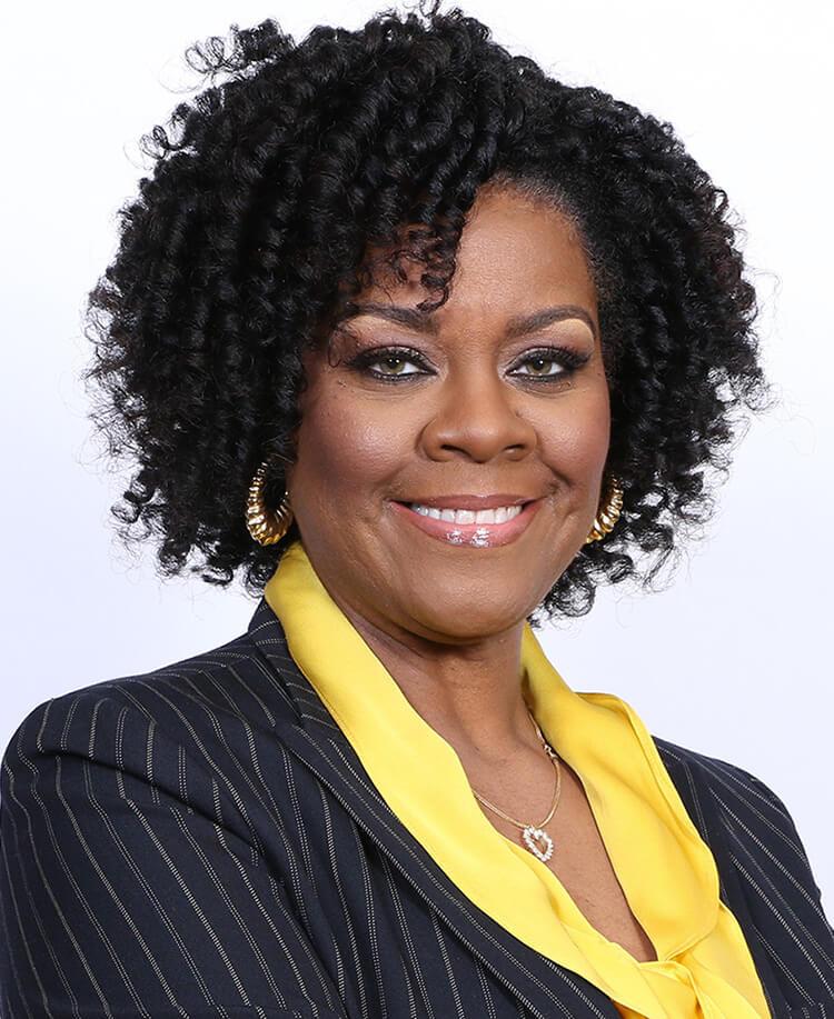 Dr. Karen Sloan-Brown headshot