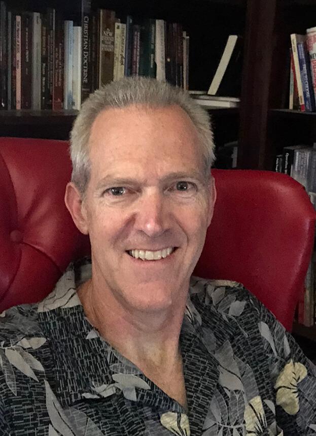 Headshot of Nic Nelson