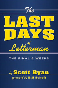The Last Days Of Letterman book cover