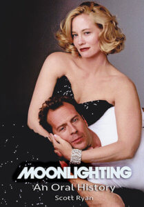 Moonlighting Oral History book cover