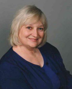 Headshot of Monica Faulkner