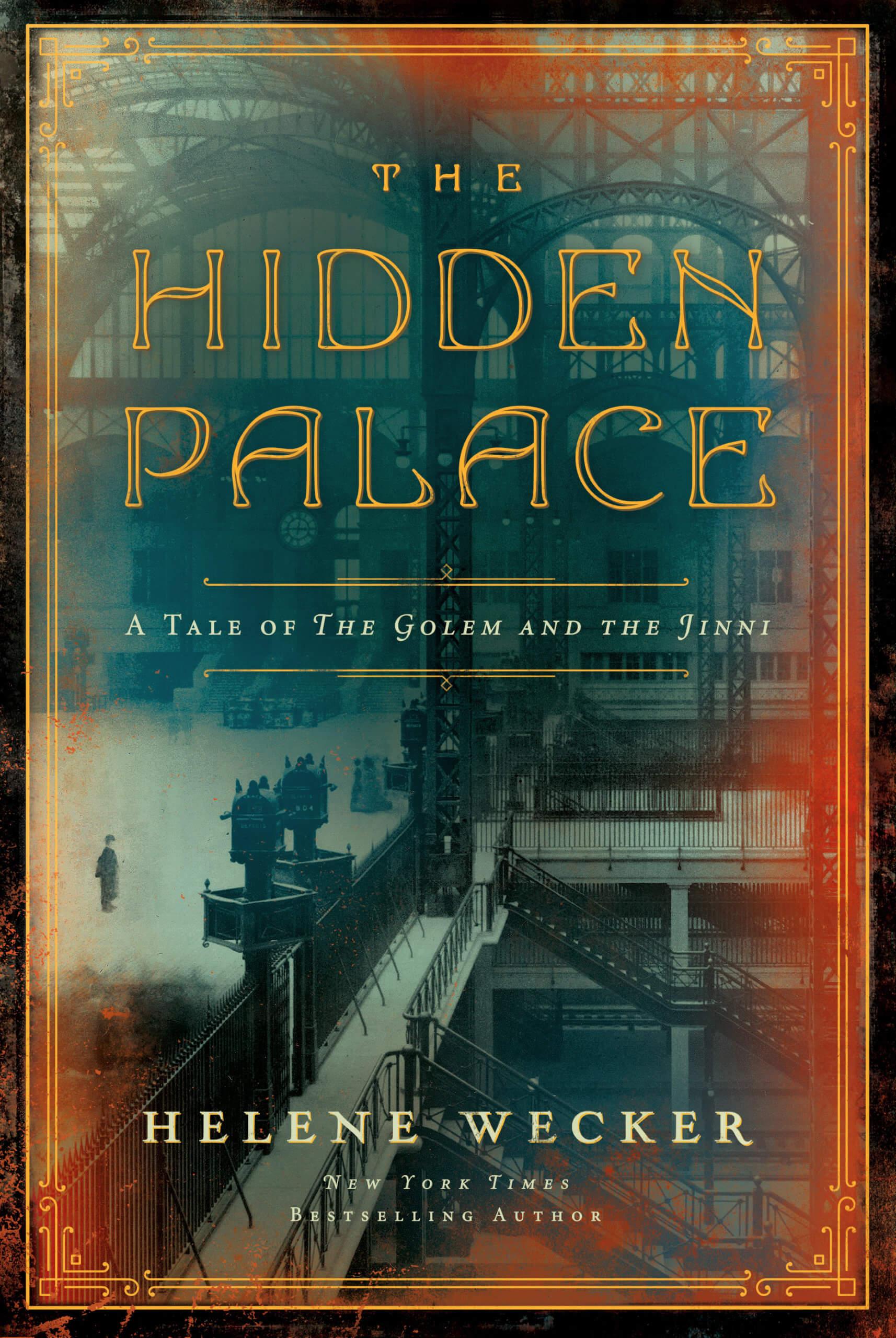 Hidden Palace book cover