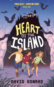 Heart of the Island book cover