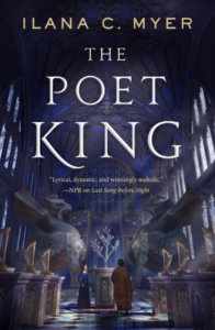The Poet King book cover