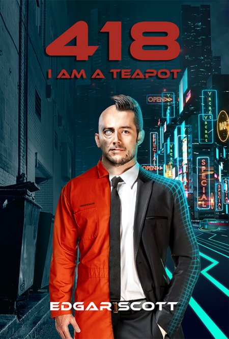418: I Am A Teapot-book cover