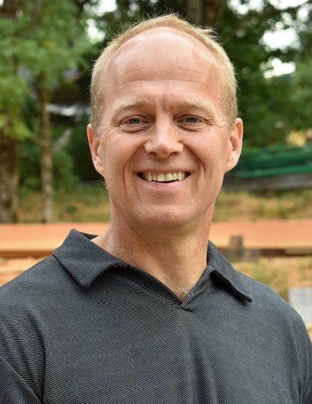 Headshot of Bert Sarkkinen