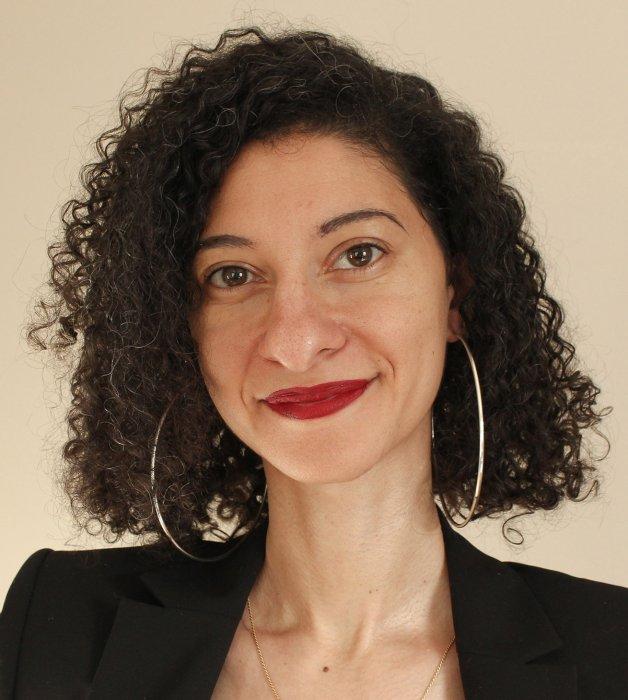 Dr. Chanda Prescod-Weinstein headshot