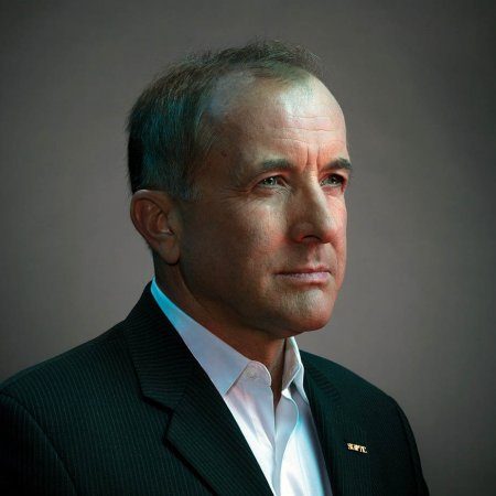 Headshot of Michael Shermer by Jeremy Danger
