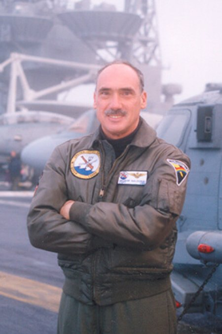 Headshot of George Galdorisi