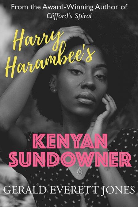 Harry Harambee book cover