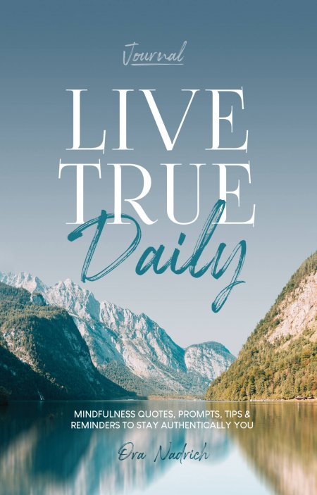 Book cover of Live True Daily