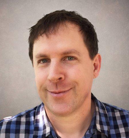 Headshot of Mark Coker