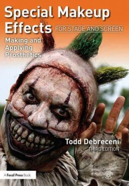 Special Makeup Effects for Stage and Screen-book-cover