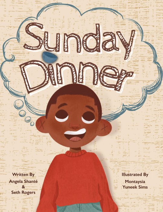 Sunday Dinner Front Cover